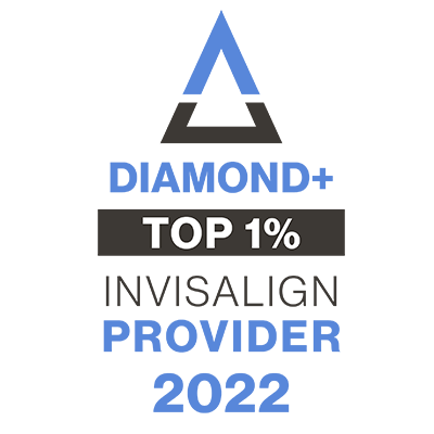 Invisalign Diamond Plus Provider Logo